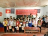 20 sholarships to Vinh Thanh Jan 30-15