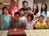 Neelim's birthday celebration